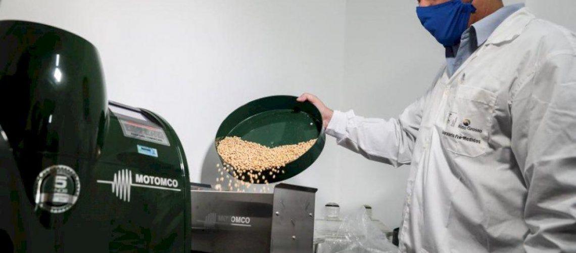 Comerciantes e produtores rurais devem ficar atentos à validade dos medidores de umidade de grãos
